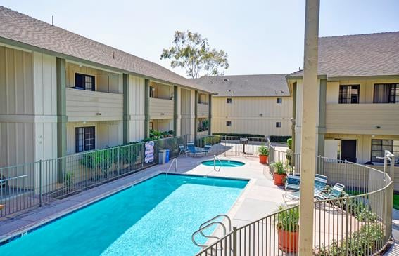 Hollister Creek Village - Sunlit Apartments In the Heart of San Diego, CACome home to style, comfort, and affordability at Hollister Creek Apartments in San Diego, CA