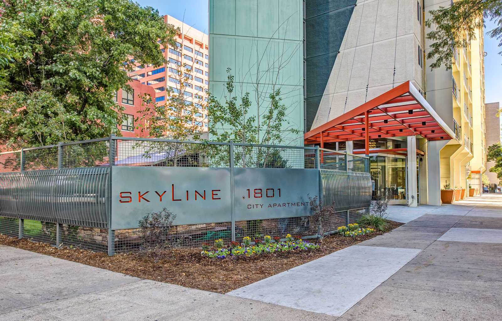 Skyline 1801 - A Skyline lifestyle is an active one that's marked by progress