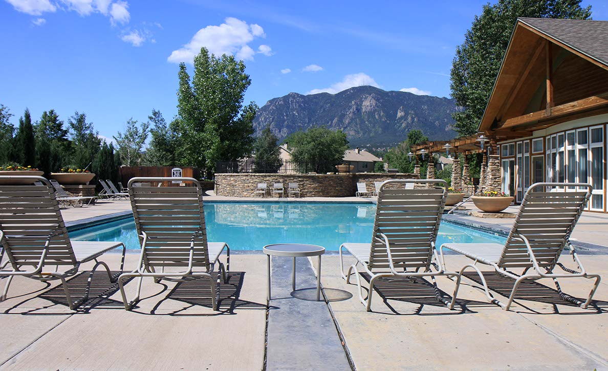 Broadmoor Ridge Apartments - Broadmoor Ridge is a pet-friendly apartment community with generous amenities in scenic Colorado Springs