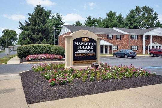 Mapleton Square - **Now leasing upgraded interiors with washer  dryer!  Experience more at our award-winning community, voted Management Company of the Year**Mapleton Square is a newly renovated garden style community that features one and two bedroom apartment homes