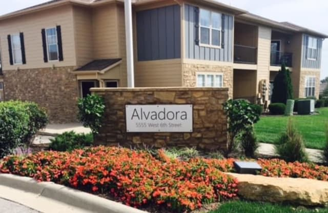 Alvadora Apartments - 5555 W 6th St, Lawrence, KS 66049
