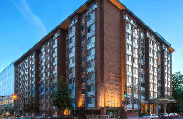 The Flats at Dupont Circle - 2000 N St NW, Washington, DC 20036