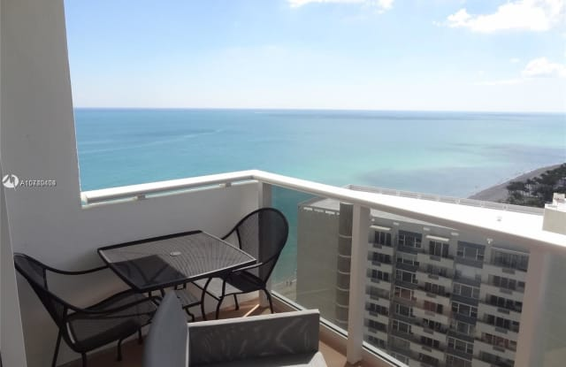 3140 S Ocean Dr - 3140 South Ocean Drive, Hallandale Beach, FL 33009