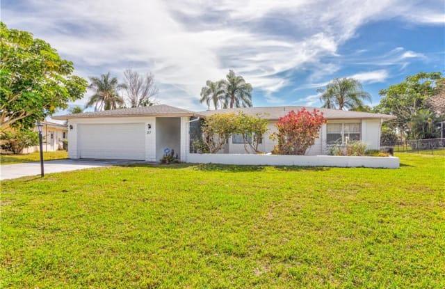 37 OAKLAND HILLS PLACE - 37 Oakland Hills Place, Rotonda, FL 33947
