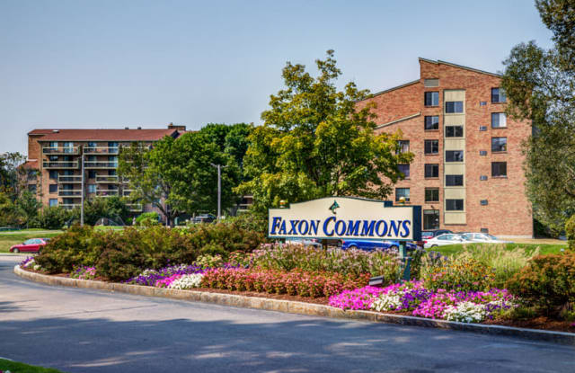 Faxon Commons - 1037 Southern Artery, Quincy, MA 02169