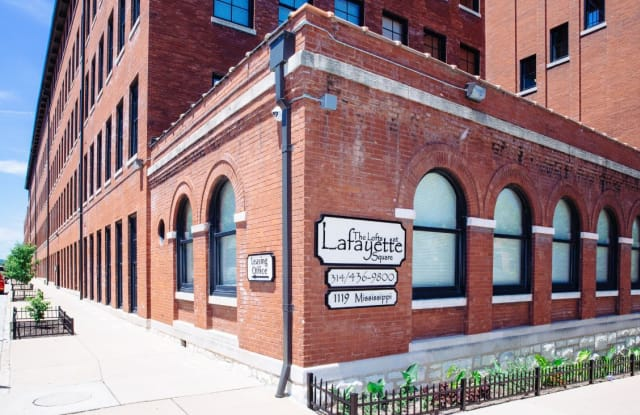 The Lofts at Lafayette Square - 1119 Mississippi Avenue, St. Louis, MO 63104
