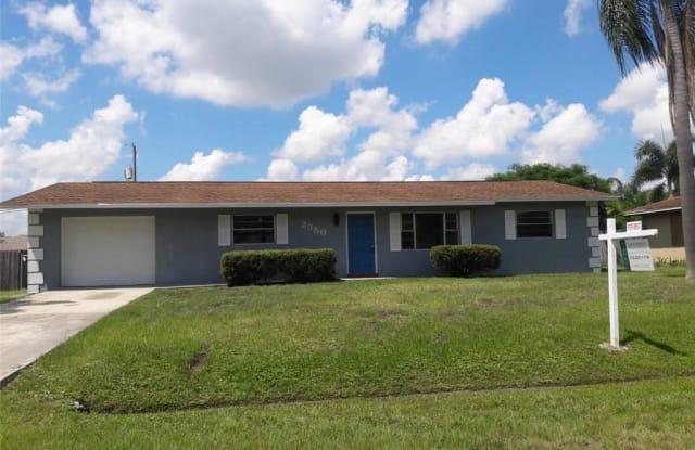 2350 SE Glover Street - 2350 Southeast Glover Street, Port St. Lucie, FL 34984