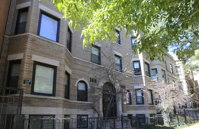 3818 N Sheffield Ave - 3818 North Sheffield Avenue, Chicago, IL 60613