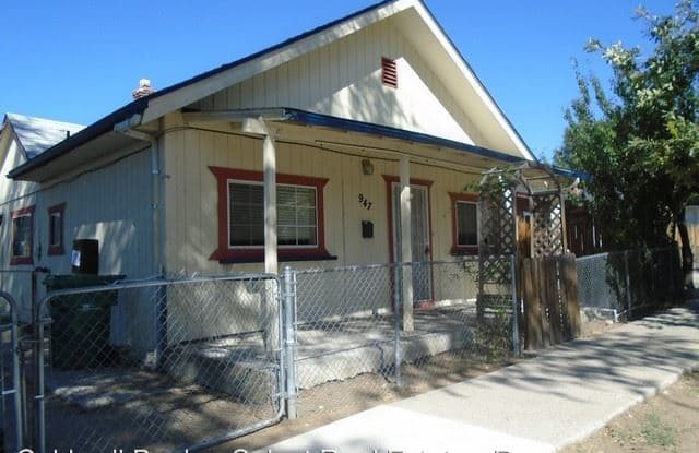 947 Washington St - 947 Washington Street, Reno, NV 89503