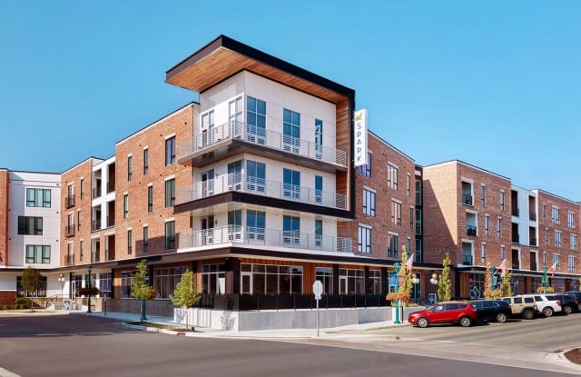 Spark Apartments in Fishers - 8800 North St, Fishers, IN 46216