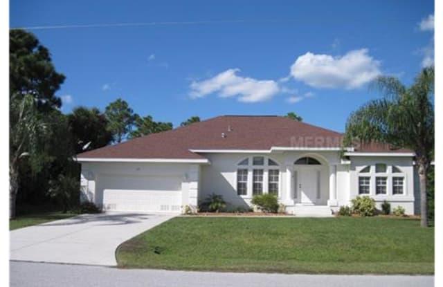 131 WHITE MARSH LANE - 131 White Marsh Lane, Rotonda, FL 33947