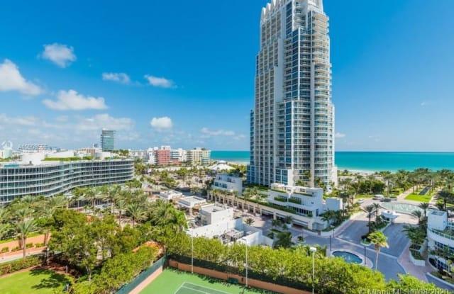 400 S Pointe Dr - 400 South Pointe Drive, Miami Beach, FL 33139