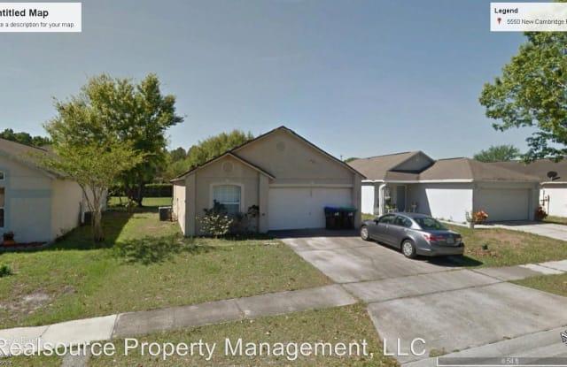 5550 New Cambridge Rd - 5550 New Cambridge Road, Lockhart, FL 32810