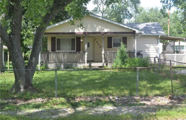 1458 STANDISH Avenue - 1458 Standish Avenue, Indianapolis, IN 46227