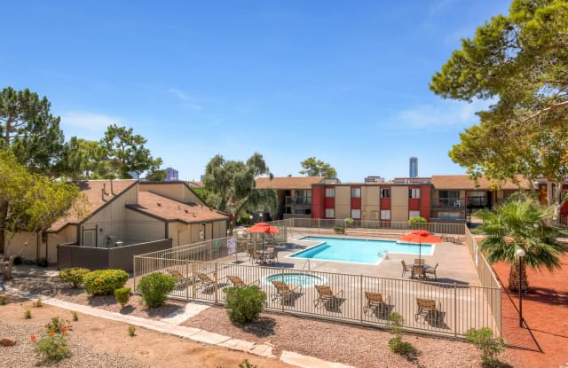 City View - 3355 Arville St, Las Vegas, NV 89102