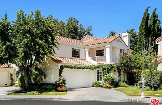 4324 WILLOW GLEN Street - 4324 Willow Glen Street, Calabasas, CA 91302