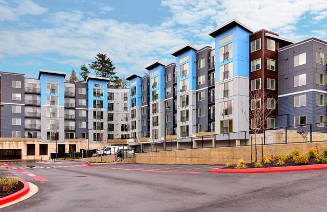 Notch Apartments - 13800 Newcastle Golf Club Road, Newcastle, WA 98059
