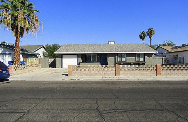 849 GREENBROOK Street - 849 North Greenbrook Street, Las Vegas, NV 89110