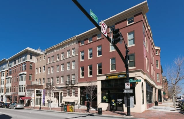 1201 North Charles - 1201 N Charles St, Baltimore, MD 21201