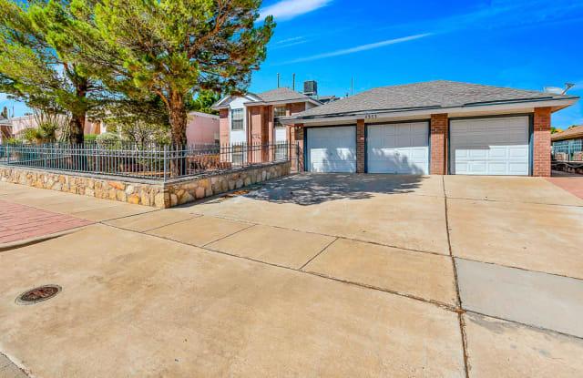 4353 Loma Alegre Drive - 4353 Loma Alegre Drive, El Paso, TX 79934