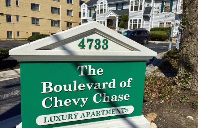 4733 BRADLEY BLVD #10 - 4733 Bradley Boulevard, Bethesda, MD 20815