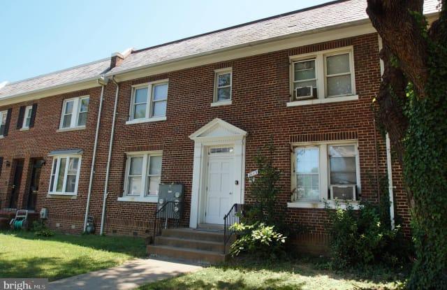 2115 2ND STREET NW - 2115 2nd Street Northwest, Washington, DC 20001