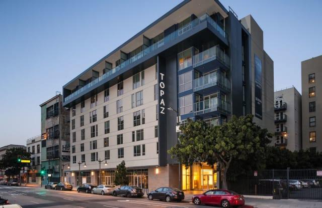 Topaz Apartments - 550 S Main St, Los Angeles, CA 90013