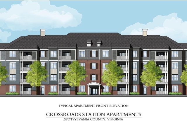 Crossroads Station - 3120 Crossroads Station Blvd, Fredericksburg, VA 22408