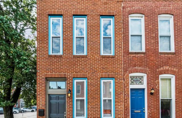 2937 DILLON STREET - 2937 Dillon Street, Baltimore, MD 21224