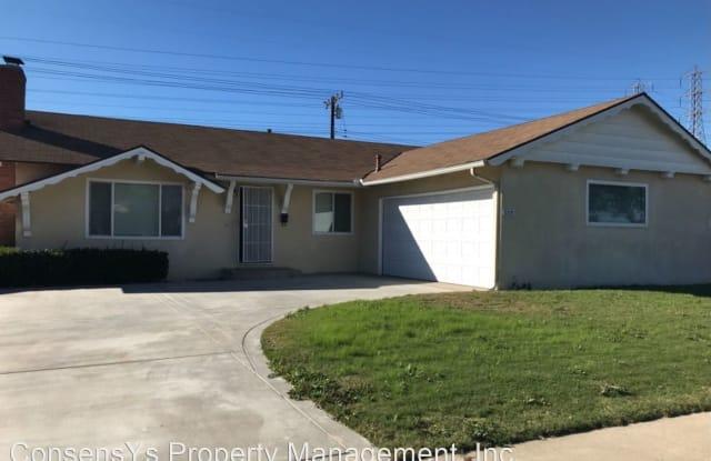 12321 Santa Rosalia - 12321 Santa Rosalia Street, Stanton, CA 92841