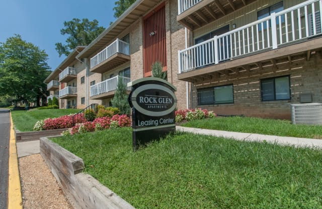 Rock Glen Apartments - 109 N Rock Glen Rd, Baltimore, MD 21229