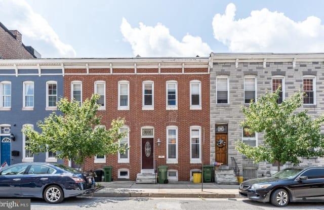 749 W CROSS STREET - 749 West Cross Street, Baltimore, MD 21230