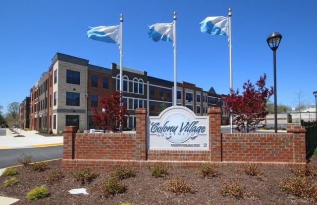 Colony Village Apartments - 10250 Colony Village Way, Bellwood, VA 23237