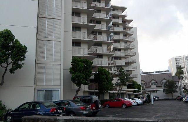 1634 Makiki Street - 1634 Makiki Street, Honolulu, HI 96822