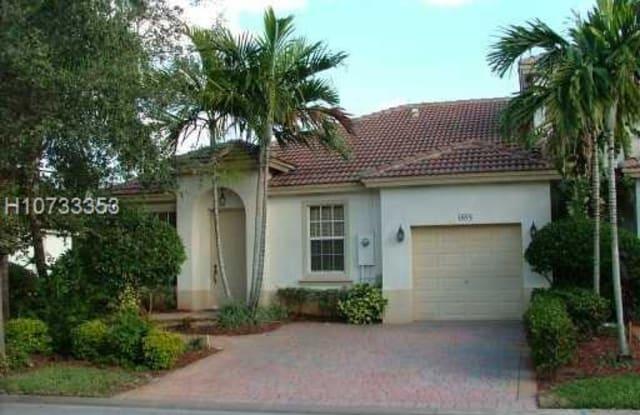 1855 NW 79th Ter - 1855 Northwest 79th Terrace, Pembroke Pines, FL 33024