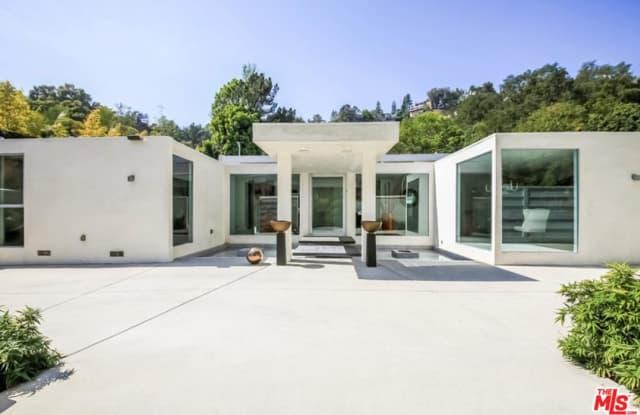 1259 ROSCOMARE Road - 1259 Roscomare Road, Los Angeles, CA 90077