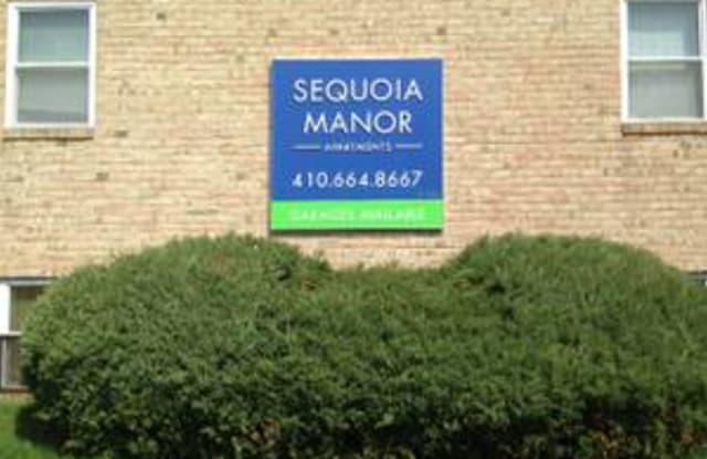 Sequoia Manor - 3801 Wabash Ave, Baltimore, MD 21215