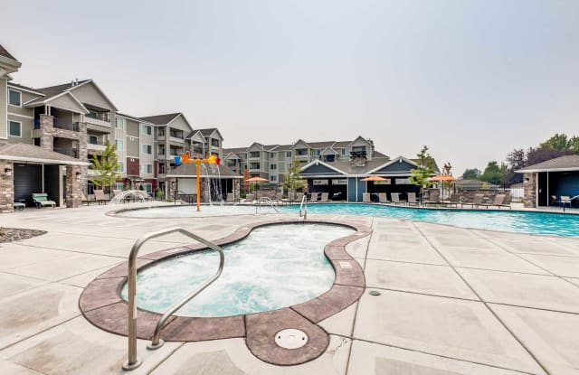 The Station Apartments at Gateway - 4595 Stamm Ln, Nampa, ID 83687