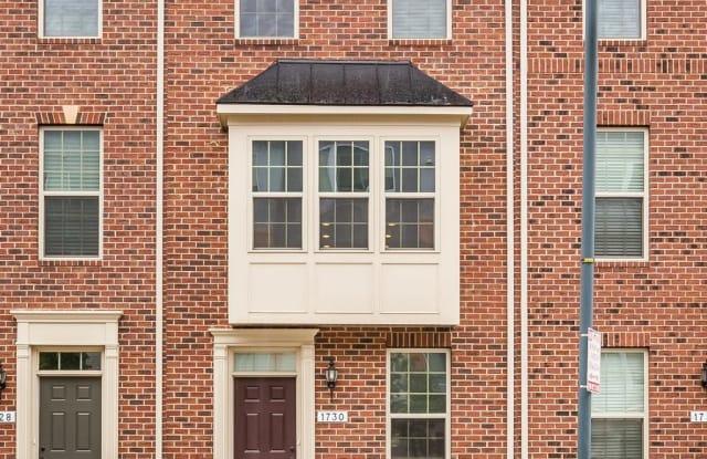 1730 EAGER STREET - 1730 E Eager St, Baltimore, MD 21205