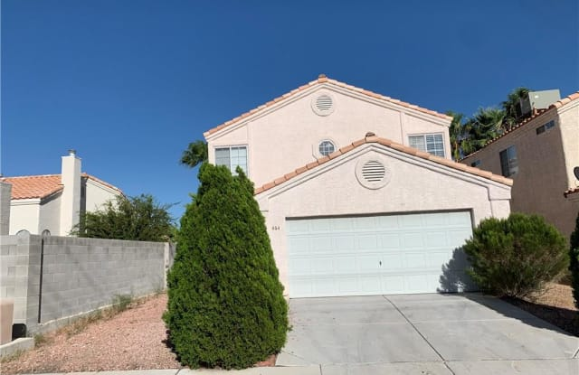 464 ROLAND WILEY Road - 464 Roland Wiley Rd, Las Vegas, NV 89145