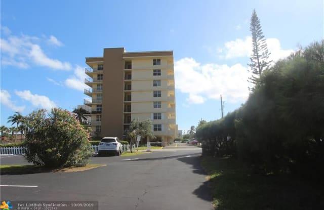 1009 N Ocean Blvd - 1009 N Ocean Blvd, Pompano Beach, FL 33062
