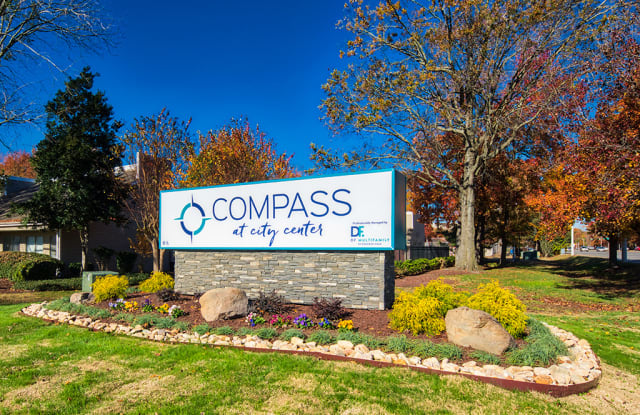 Compass at City Center - 502 Waters Edge Dr, Newport News, VA 23606