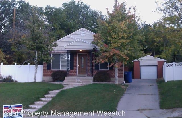 1577 E Glen Arbor St - 1577 Glen Arbor Street, Salt Lake City, UT 84105