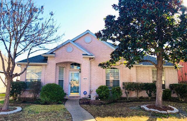 4412 Burnhill Drive - 4412 Burnhill Drive, Plano, TX 75024