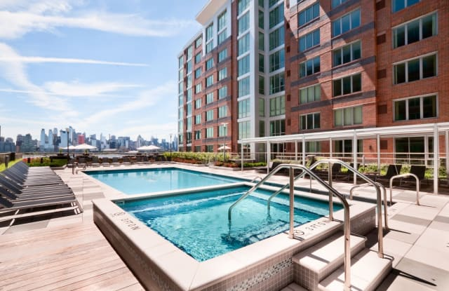 RiverTrace at Port Imperial - 11 Avenue at Port Imperial, West New York, NJ 07093