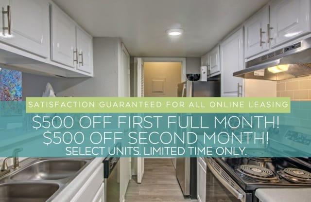 Clear Lake Apartment Homes - 300 Cyberonics Blvd, Houston, TX 77058