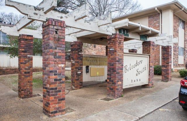 Belvedere Cove Apartments - 2625 Belvedere Dr, Jackson, MS 39212