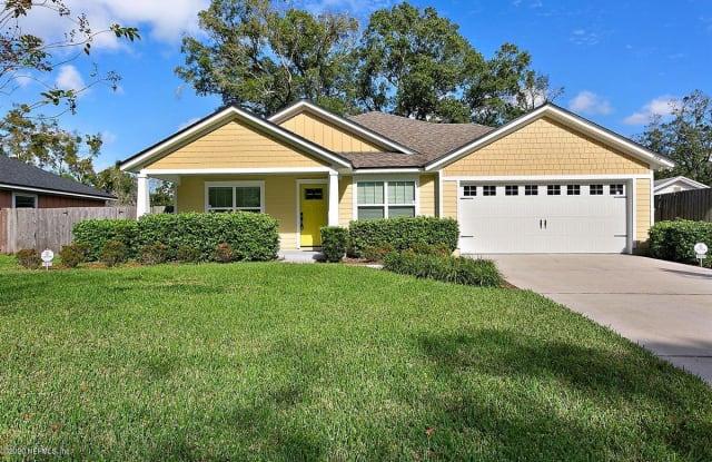 4537 PRUNTY AVE - 4537 Prunty Street, Jacksonville, FL 32205