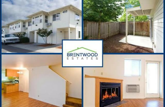 Brentwood Estates - 317 30th St, Springfield, OR 97478