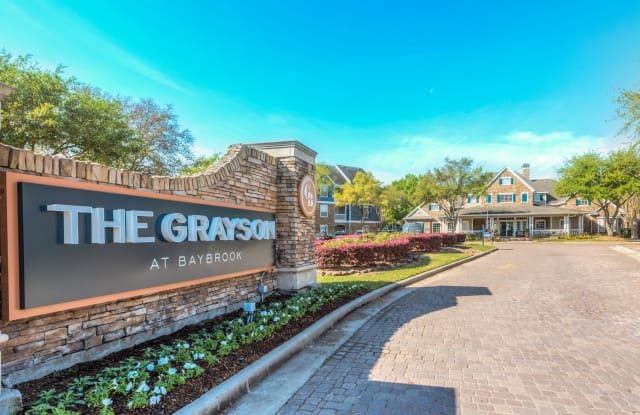 Grayson at Baybrook - 19100 Glenwest Dr, Friendswood, TX 77546